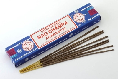 The Sweet Smell Of Nag Champa