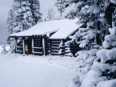 My Favorite Christmas: A Cabin Christmas