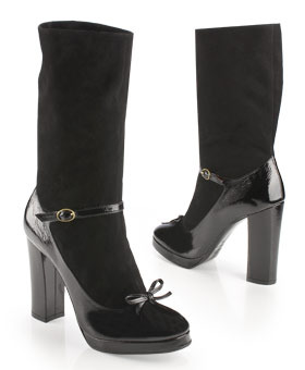 Marc by Marc Jacobds Mary Jane Boot