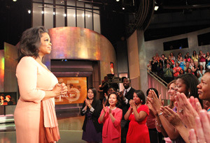 On her Final Show, Oprah Shares her Faith